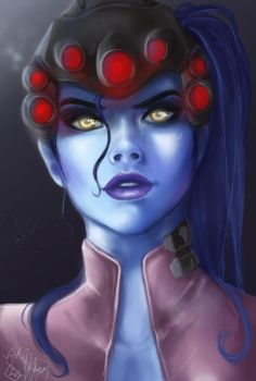 WidowMaker by ImagineKami