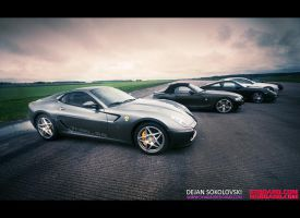 Ferrari 599 +  others by dejz0r