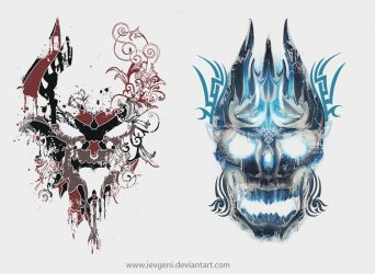 Art Demons by iEvgeni