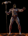 MOTU - Skeletor III - 4 by paulrich