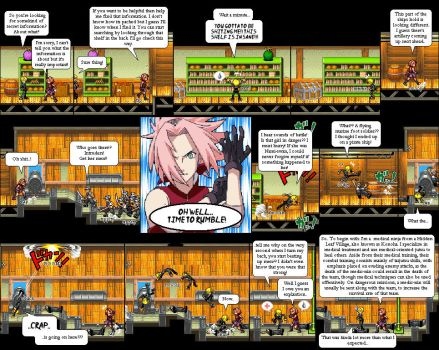 One Piece, Naruto 17 by Abraal