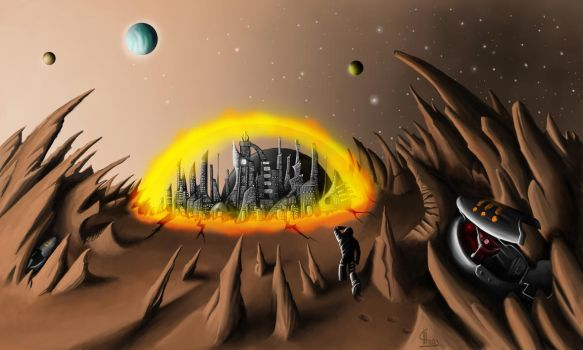 Terraforming by Nazgul91