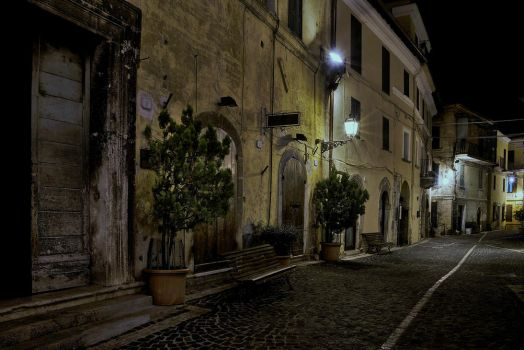 Streets of Fiuggi 2 by CitizenFresh