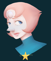 and pearl by Gureruchan