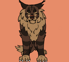 Tigerclaw by paintedpaw-cat
