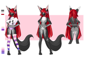 [CLOSED] Furry adopt - LOWERED PRICE by RudaSowa