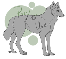Wolf Lines by sighss
