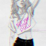 Not your doll by Heylenne