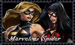 Ms Marvel x Spider-Woman by WOLFBLADE111