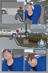 The New Normal - Prologue Page 5 by SonicSpirit128