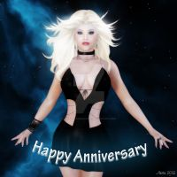 Happy Anniversary by art-by-Amaranth