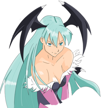 Morrigan by A-Fistful-Of-Kittens