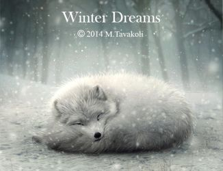 Winter Dreams by DigitalDreams-Art