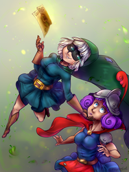 Clash Royale| Try and catch me by Daniela-Arts
