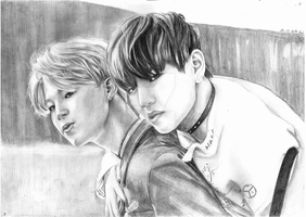 VMin (TaeHyung and JiMin) by Wiwis1