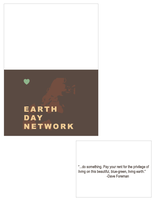Earth Day Cards 1 by lovexohate