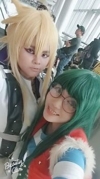 .: Scoopshipping (Jack x Carly) Cosplay :. by YuGiOh4Ever