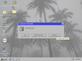 Cybertrend  PNG PACK  by Thearchetypes