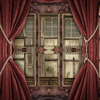 Surreal Gothic Background by mysticmorning