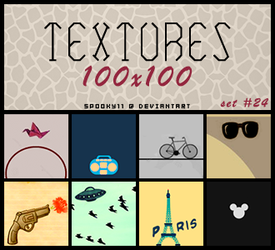 50textures Set24 Byspooky by spooky11