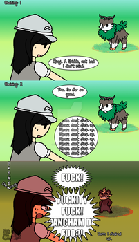 Daily Pokemon Problems #3 by DevilsRealm