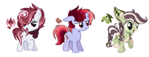 Mlp Next Gen Kids (Smoothverse) by 6SixtyToons6