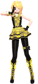 [MMD - Models] Rin Kagamine Veincoh by EriPhantomhive