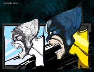 Wolverine by jbcaccam