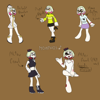Pearl/Alter-Pearl concept - Alter Splats by The-7th-Demon