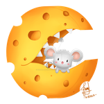 Commission - Cheese8Mouze