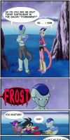 A Reaction to DBS: Episode 34  *SPOILERS* by ladytygrycomics