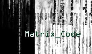 matrix_codes brushes by rykan4marius