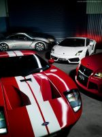 Supercars by eastonchang