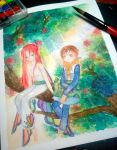 Fairy kings by Shimelody