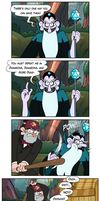 There's no cops in the forest by markmak