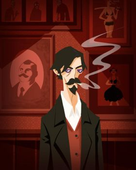 Carnacki by VoteQuimby