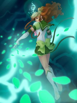 Eternal Sailor Jupiter by The-Way-of-Hei