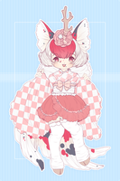 [CLOSED] Guest Rosales - Cherry Frills by Chital