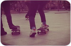 sk8ers by magicofpygmalion