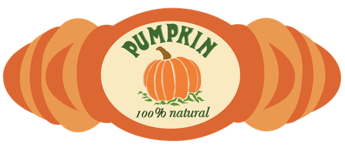 Pumpkin top label by credechica4