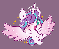 Flurry Heart by abc002310