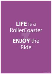 Life is a RollerCoaster by lille-cp