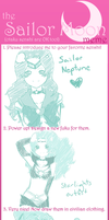 Sailor Moon Meme - Neptune by Renmiu