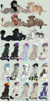 Family + others Adopts by Kainaa