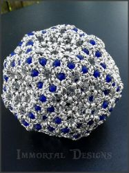 Romanov Truncated Icosahedron  02 by immortaldesigns