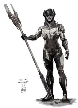 Proxima Midnight by ZachBobBob