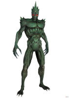 Injustice Gods Among Us: J'onn J'onzz by OGLoc069