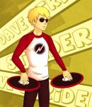 Dave Strider by bittersweet-Grace