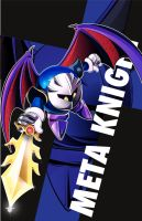 Meta Knight by Mariolord07