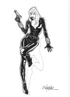 Black Widow by Uncle-Gus